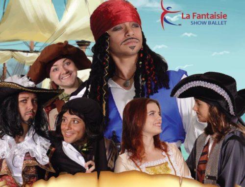SOLD OUT avant le spectacle. Les Pirates des Caraïbes – spectacle, 23 déc 2017, Montréal