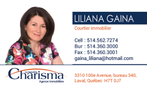 Carte affaires_Liliana Gaina