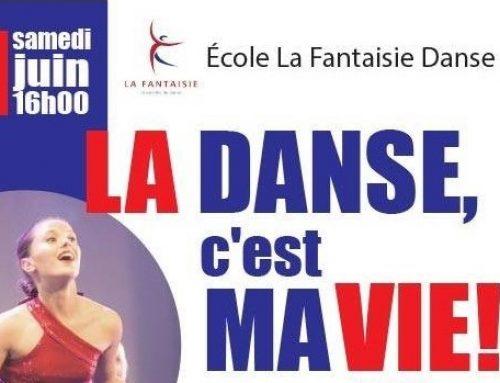 La Danse, c'est ma vie! – spectacle, 1 juin 2019, Montréal
